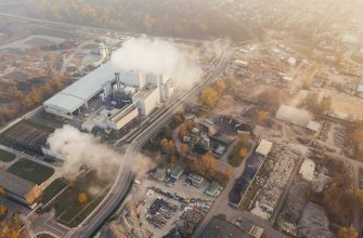 Загрязнение окружающей среды губительно для здоровья человека: решением могут стать «зеленые» инициативы